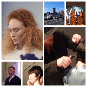 Dutchhaircutters spot nieuwe trends Salon Interational London